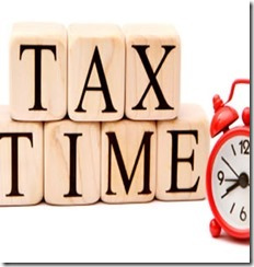 tax time logo